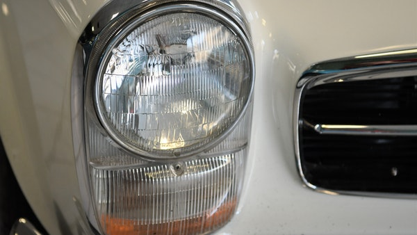 1965 Mercedes-Benz 230 SL Pagoda For Sale (picture 50 of 119)
