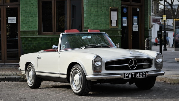 1965 Mercedes-Benz 230 SL Pagoda For Sale (picture 8 of 119)