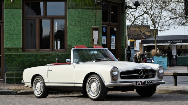 1965 Mercedes-Benz 230 SL Pagoda For Sale (picture 1 of 119)