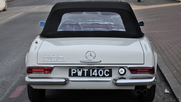 1965 Mercedes-Benz 230 SL Pagoda For Sale (picture 17 of 119)