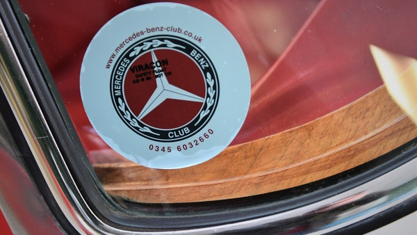 1965 Mercedes-Benz 230 SL Pagoda For Sale (picture 59 of 119)