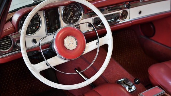 1965 Mercedes-Benz 230 SL Pagoda For Sale (picture 26 of 119)