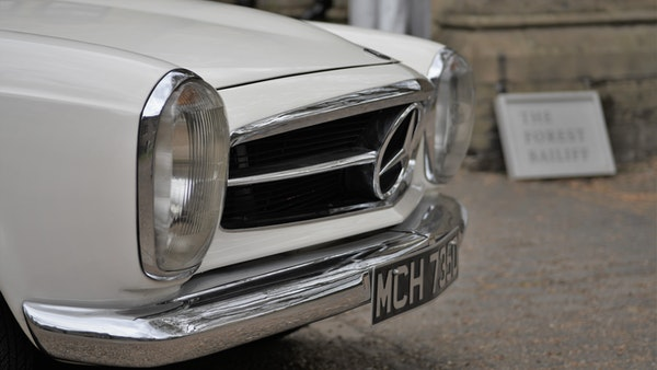 1966 Mercedes-Benz 230 SL 'Pagoda' For Sale (picture 71 of 131)