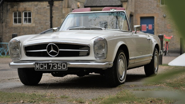 1966 Mercedes-Benz 230 SL 'Pagoda' For Sale (picture 1 of 131)