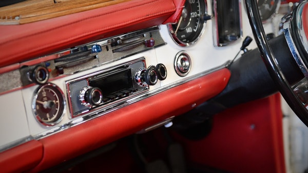 1966 Mercedes-Benz 230 SL 'Pagoda' For Sale (picture 52 of 131)