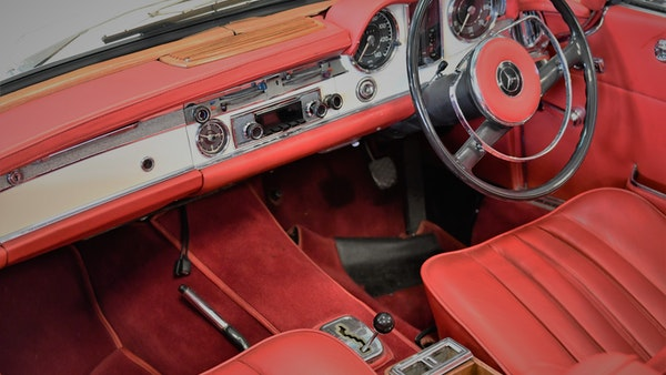 1966 Mercedes-Benz 230 SL 'Pagoda' For Sale (picture 33 of 131)