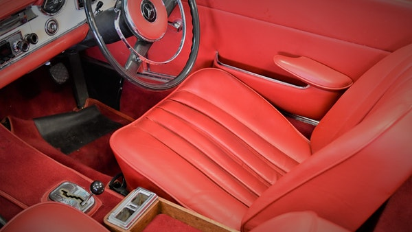 1966 Mercedes-Benz 230 SL 'Pagoda' For Sale (picture 35 of 131)