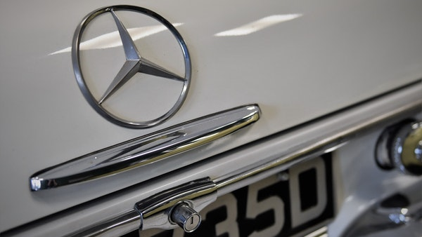 1966 Mercedes-Benz 230 SL 'Pagoda' For Sale (picture 64 of 131)