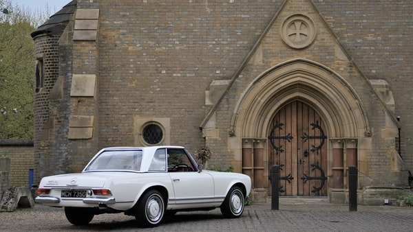 1966 Mercedes-Benz 230 SL 'Pagoda' For Sale (picture 8 of 131)