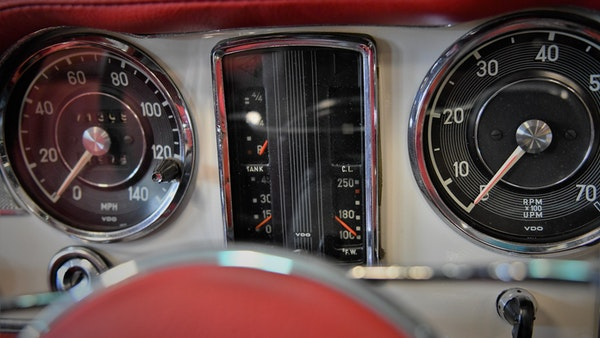 1966 Mercedes-Benz 230 SL 'Pagoda' For Sale (picture 54 of 131)