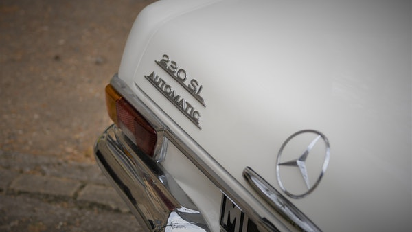 1966 Mercedes-Benz 230 SL 'Pagoda' For Sale (picture 70 of 131)