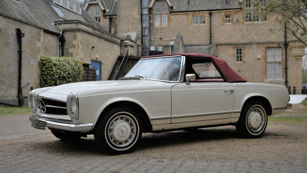 1966 Mercedes-Benz 230 SL 'Pagoda' For Sale (picture 26 of 131)