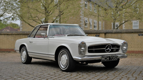 1966 Mercedes-Benz 230 SL 'Pagoda' For Sale (picture 16 of 131)