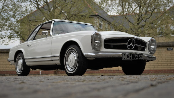 1966 Mercedes-Benz 230 SL 'Pagoda' For Sale (picture 17 of 131)