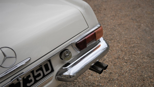1966 Mercedes-Benz 230 SL 'Pagoda' For Sale (picture 74 of 131)