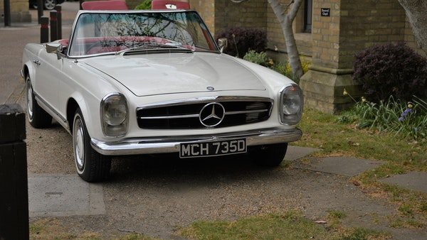 1966 Mercedes-Benz 230 SL 'Pagoda' For Sale (picture 4 of 131)