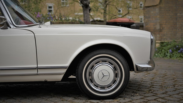 1966 Mercedes-Benz 230 SL 'Pagoda' For Sale (picture 14 of 131)