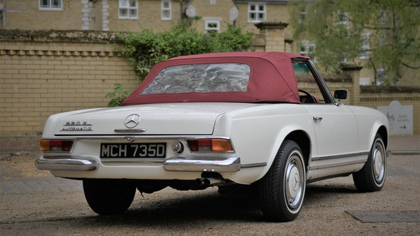 1966 Mercedes-Benz 230 SL 'Pagoda' For Sale (picture 23 of 131)
