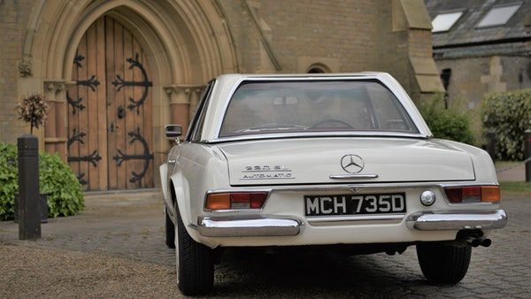1966 Mercedes-Benz 230 SL 'Pagoda' For Sale (picture 13 of 131)