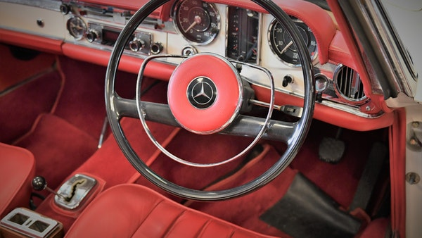 1966 Mercedes-Benz 230 SL 'Pagoda' For Sale (picture 44 of 131)