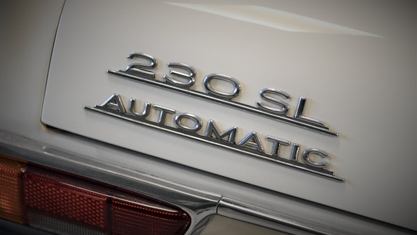1966 Mercedes-Benz 230 SL 'Pagoda' For Sale (picture 63 of 131)
