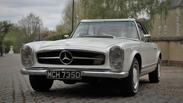 1966 Mercedes-Benz 230 SL 'Pagoda' For Sale (picture 7 of 131)