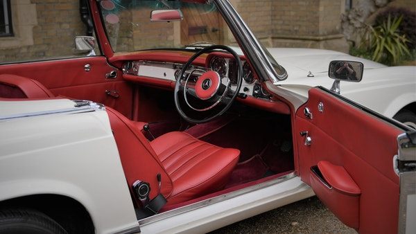 1966 Mercedes-Benz 230 SL 'Pagoda' For Sale (picture 57 of 131)