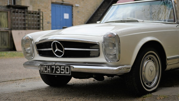 1966 Mercedes-Benz 230 SL 'Pagoda' For Sale (picture 68 of 131)