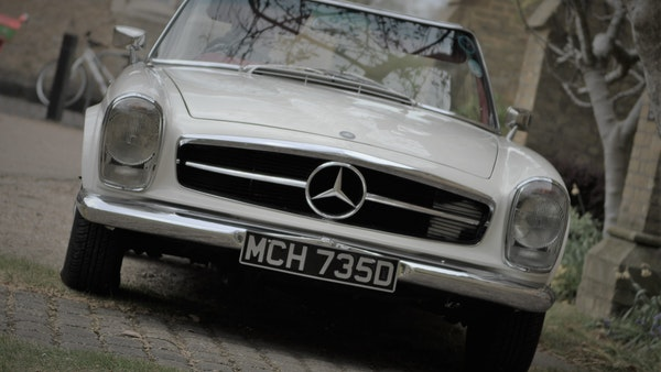 1966 Mercedes-Benz 230 SL 'Pagoda' For Sale (picture 28 of 131)