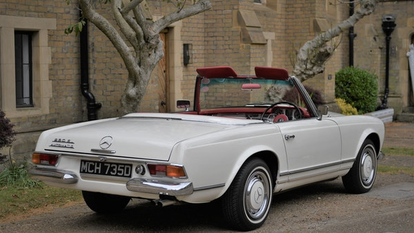 1966 Mercedes-Benz 230 SL 'Pagoda' For Sale (picture 5 of 131)