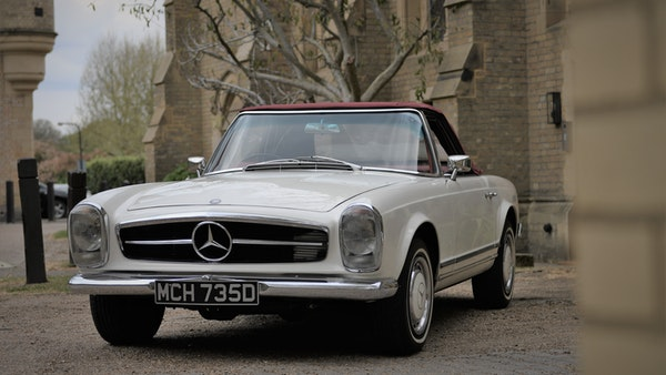 1966 Mercedes-Benz 230 SL 'Pagoda' For Sale (picture 24 of 131)