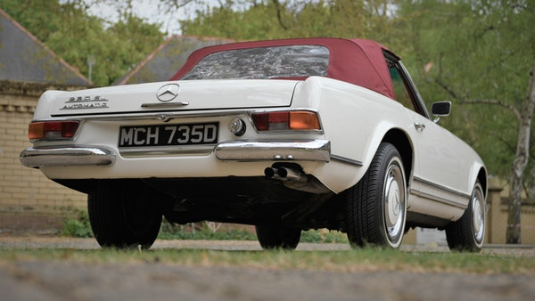1966 Mercedes-Benz 230 SL 'Pagoda' For Sale (picture 27 of 131)