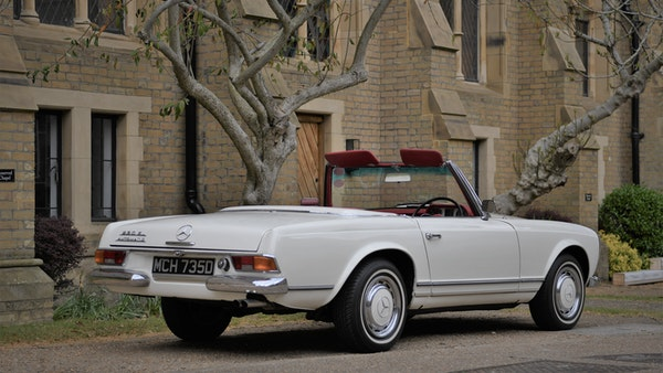 1966 Mercedes-Benz 230 SL 'Pagoda' For Sale (picture 6 of 131)