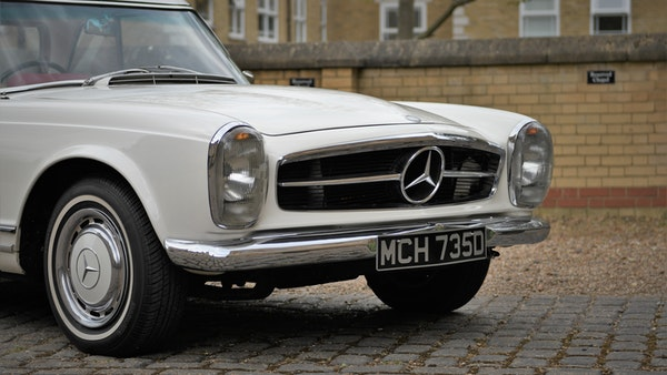 1966 Mercedes-Benz 230 SL 'Pagoda' For Sale (picture 18 of 131)