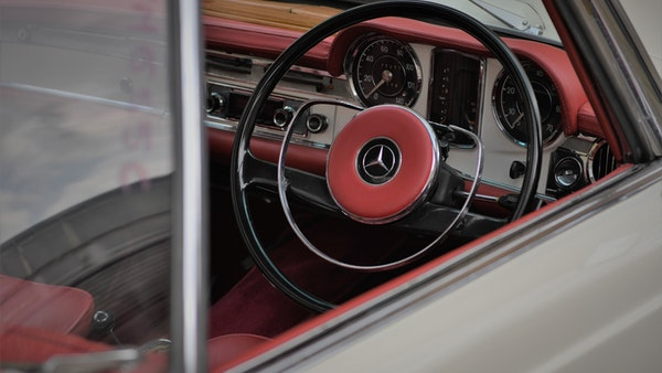 1966 Mercedes-Benz 230 SL 'Pagoda' For Sale (picture 55 of 131)