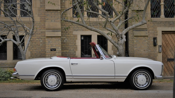 1966 Mercedes-Benz 230 SL 'Pagoda' For Sale (picture 3 of 131)