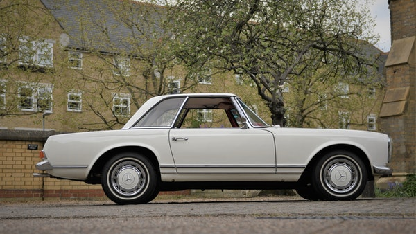1966 Mercedes-Benz 230 SL 'Pagoda' For Sale (picture 10 of 131)