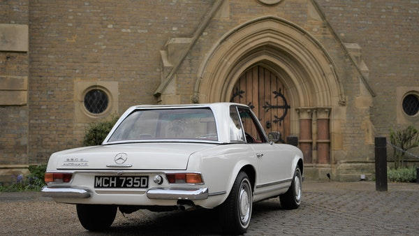 1966 Mercedes-Benz 230 SL 'Pagoda' For Sale (picture 11 of 131)