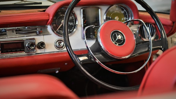 1966 Mercedes-Benz 230 SL 'Pagoda' For Sale (picture 53 of 131)
