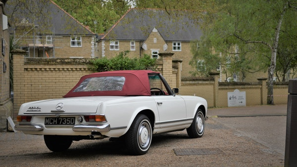 1966 Mercedes-Benz 230 SL 'Pagoda' For Sale (picture 22 of 131)