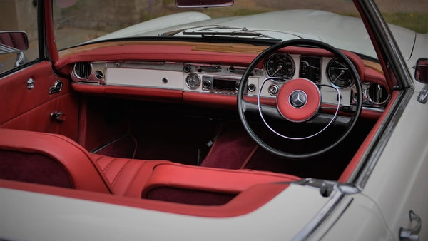 1966 Mercedes-Benz 230 SL 'Pagoda' For Sale (picture 56 of 131)