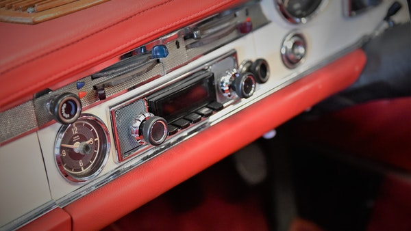 1966 Mercedes-Benz 230 SL 'Pagoda' For Sale (picture 34 of 131)