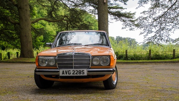 1978 W123 Mercedes 250 For Sale (picture 20 of 108)