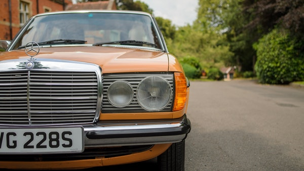 1978 W123 Mercedes 250 For Sale (picture 69 of 108)