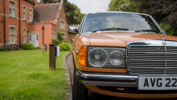 1978 W123 Mercedes 250 For Sale (picture 68 of 108)