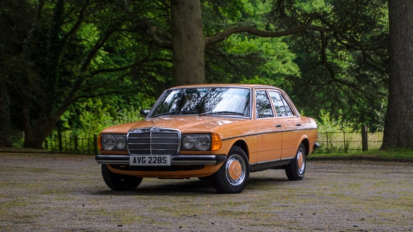 1978 W123 Mercedes 250 For Sale (picture 6 of 108)