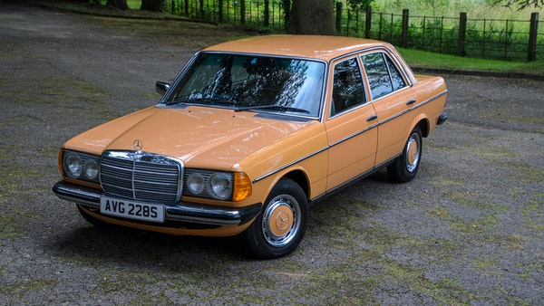 1978 W123 Mercedes 250 For Sale (picture 13 of 108)
