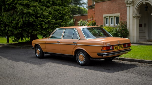 1978 W123 Mercedes 250 For Sale (picture 10 of 108)
