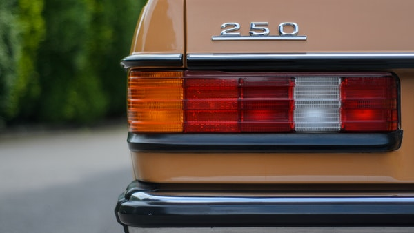 1978 W123 Mercedes 250 For Sale (picture 61 of 108)