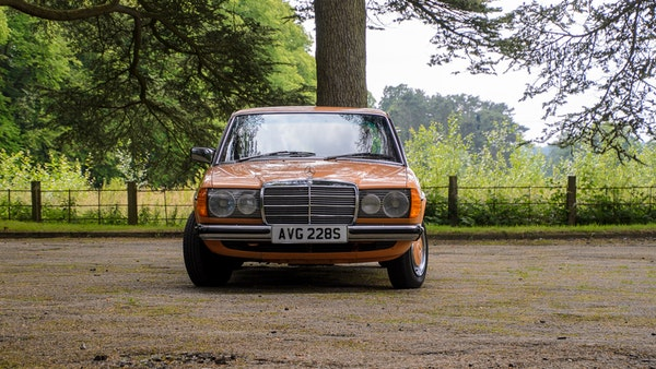 1978 W123 Mercedes 250 For Sale (picture 12 of 108)